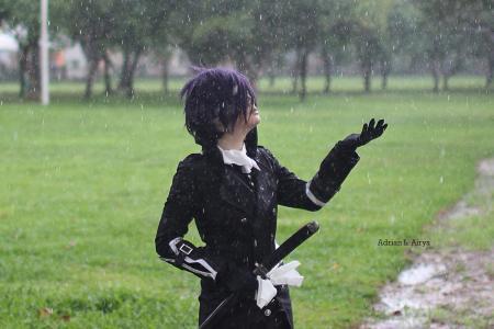 Saitou Hajime from Hakuouki Shinsengumi Kitan worn by Adrian L. Airya