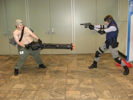 Solid Snake from Metal Gear Solid