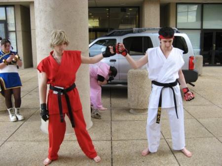 Ken from Street Fighter II