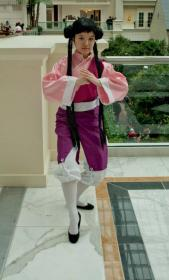 May Chang from FullMetal Alchemist: Brotherhood worn by Shinigami Clover