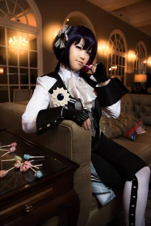 Ryuuji Kitakuni from B-PROJECT worn by Shinigami Clover