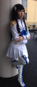Kiryuuin Satsuki from Kill la Kill worn by Shinigami Clover