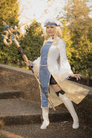 Priestess from Goblin Slayer by Shinigami Clover