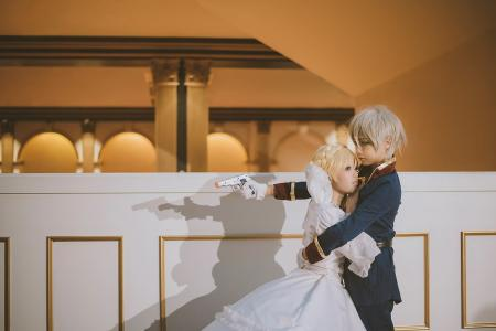 Asseylum Vers Allusia from Aldnoah Zero by Shinigami Clover