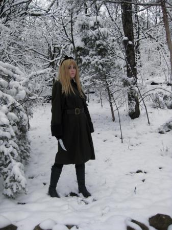 Belarus / Natalya (Natasha) Alfroskaya from Axis Powers Hetalia worn by Tani