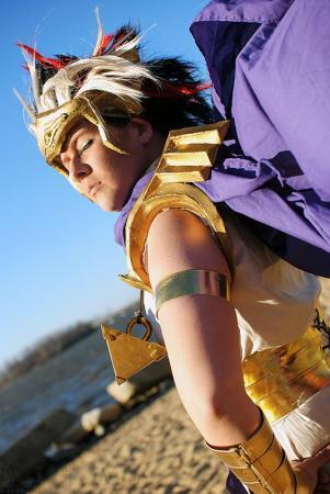 Pharaoh Atemu