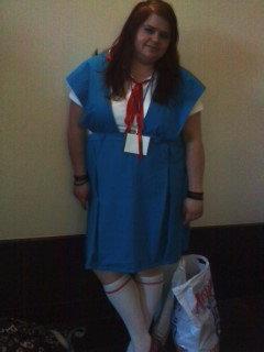 Asuka Langley Sohryu from Neon Genesis Evangelion worn by SakuraSushi