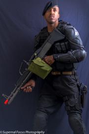 Stalker from G.I. Joe