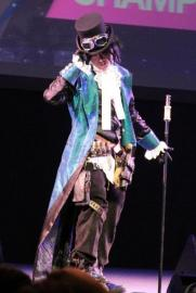 Aristocrat from Original: Steampunk worn by Crimson Shirou
