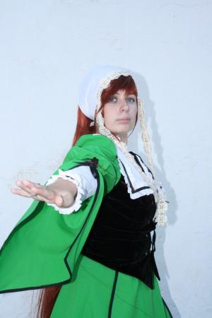 Suiseiseki from Rozen Maiden