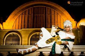Sharrkan from Magi Labyrinth of Magic worn by Johnny