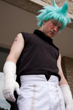 Black Star from Soul Eater worn by grimmy