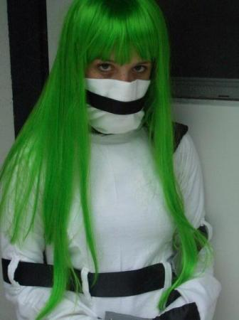 C.C. from Code Geass worn by Brokenneedles