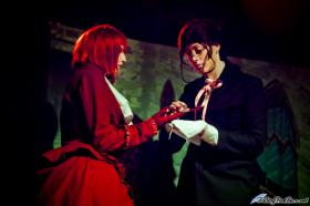 Grell Sutcliff from Black Butler (Worn by Reverie)