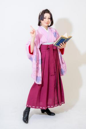 Susato Mikotoba from Dai Gyakuten Saiban worn by Kutan