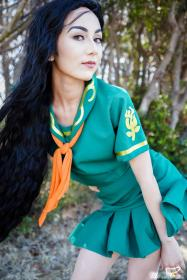 Yukako Yamagishi from Jojo's Bizarre Adventure worn by Kutan