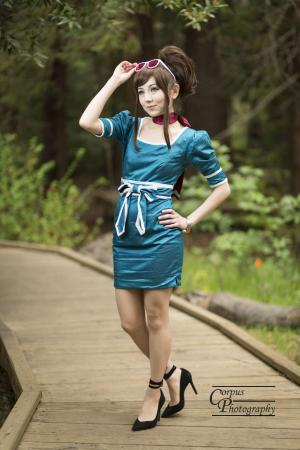 Ema Skye from Phoenix Wright: Ace Attorney - Spirit of Justice by Kutan