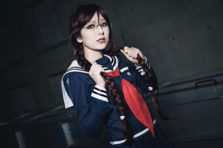 Touko Fukawa from Dangan Ronpa worn by Kutan