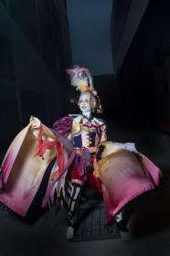 Kefka Palazzo from Final Fantasy VI