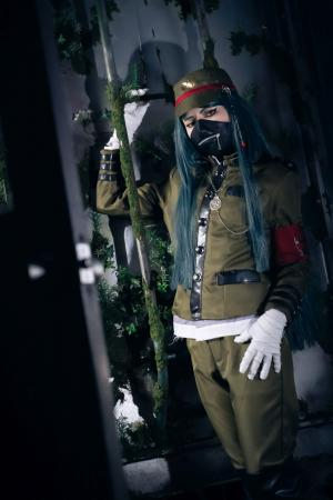 Korekiyo Shinguji from Danganronpa V3: Killing Harmony worn by Kutan