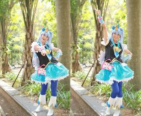 Cure Princess from Happiness Charge Precure