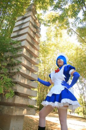 Ryomou Shimei from Ikki Tousen