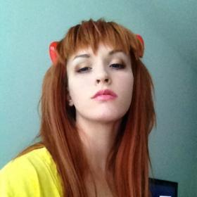 Asuka Langley Sohryu from Neon Genesis Evangelion worn by Cardboardhoard
