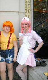 Nurse Joy from Pokemon worn by Fancy_Duckie