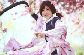 Naru Sekiya  from Hanayamata worn by melonnnrocher