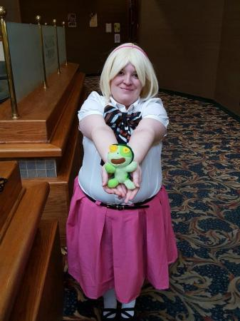 Shiemi Moriyama from Blue Exorcist worn by Angelmage