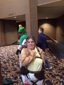Hanji Zoe from Attack on Titan worn by Angelmage