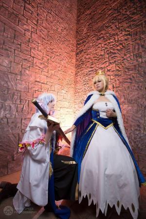 Merlin (Fate/Grand Order)  by Akaichan