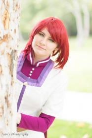 Shirayuki from Snow White with the Red Hair