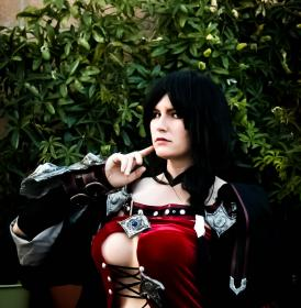 Velvet Crowe from Tales of Berseria