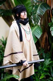 Sasuke Uchiha from Naruto Shippūden worn by Akai