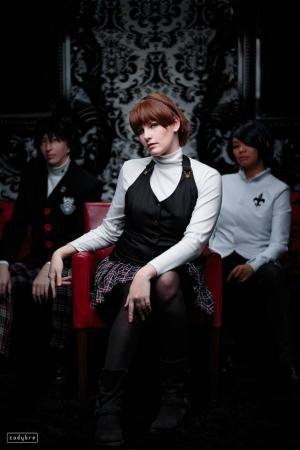 Makoto Niijima from Persona 5 by Akai