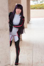 Tsugumi Sendo from Guilty Crown worn by atlantisan