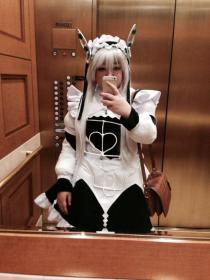 Chaika Trabant from Hitsugi no Chaika worn by atlantisan