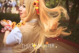Rika Jougasaki from iDOLM@STER Cinderella Girls worn by atlantisan