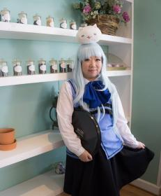 Kafuu Chino from Is the Order a Rabbit?