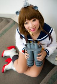 Yukikaze from Kantai Collection ~Kan Colle~ worn by atlantisan