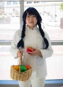 Megumi Tadokoro from Food Wars worn by atlantisan