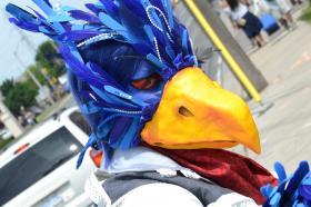 Falco Lombardi from Super Smash Bros. Brawl