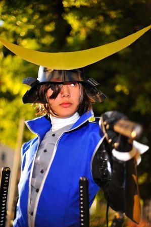 Date Masamune from Sengoku Basara