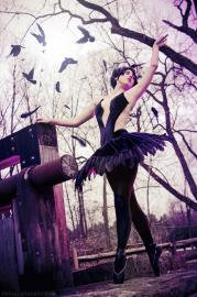 Princess Kraehe from Princess Tutu worn by TheRestless