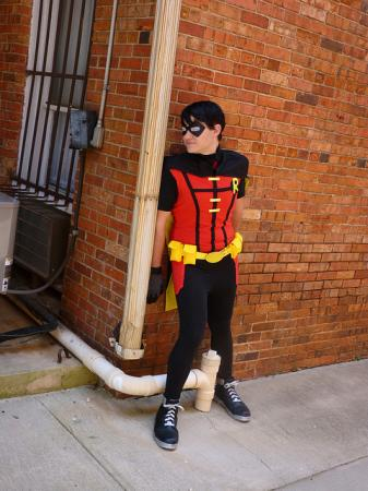Robin from Young Justice