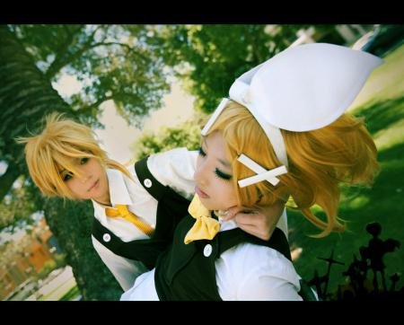 Kagamine Len from Vocaloid 2 worn by Dada