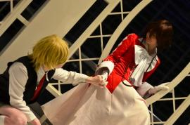 Alice from Pandora Hearts worn by Sorano