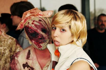 Heather Mason from Silent Hill 3 worn by simplykeiko