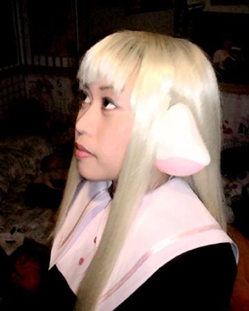 Chi / Chii / Elda from Chobits worn by kimixkimi